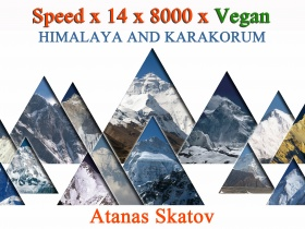 NBS Communications supports Speed x 14 x 8000 x Vegan expedition