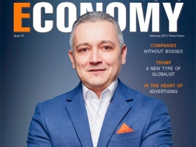 Interview with Mr. Alexandrov in Economy Magazine