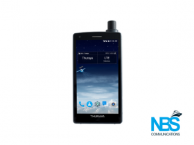 The first satellite smartphone Thuraya X5-Touch introduced by Thuraya Telecommunications