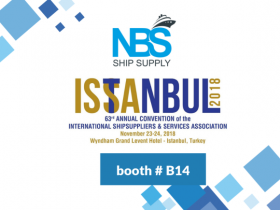 NBS Maritime - exhibitor and bronze sponsor at the 63rd Convention of ISSA