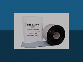 NBS Maritime became exclusive distributor of DRY CARGO X-LAM Hatch Sealing Tape for Bulgaria and Romania