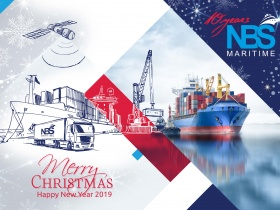 Season's Greetings from NBS team