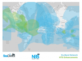 NBS's Sea Direct VSAT coverage enhanced