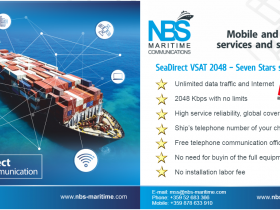 SeaDirect VSAT 2048 – Seven Stars service bundle